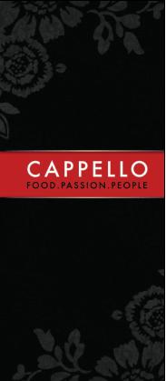 capello - graphic design
