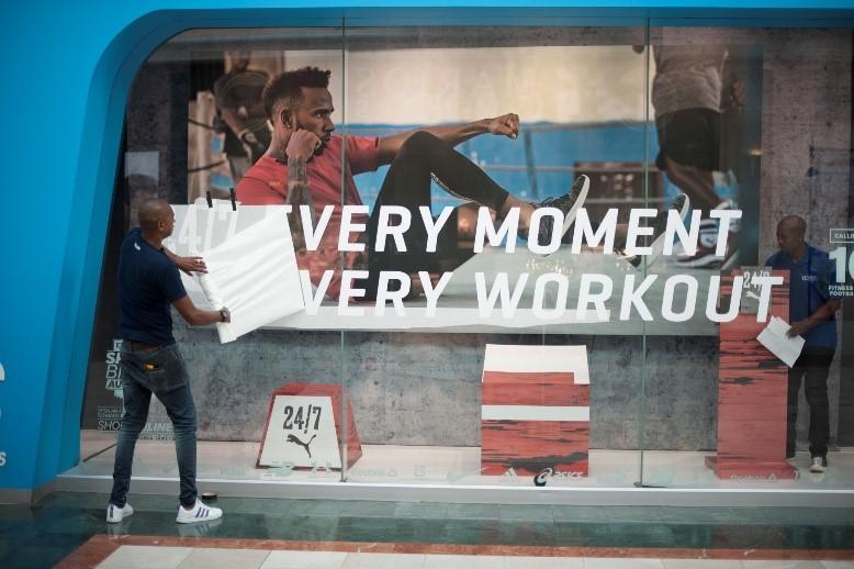 Puma – Shopfitting Done Right