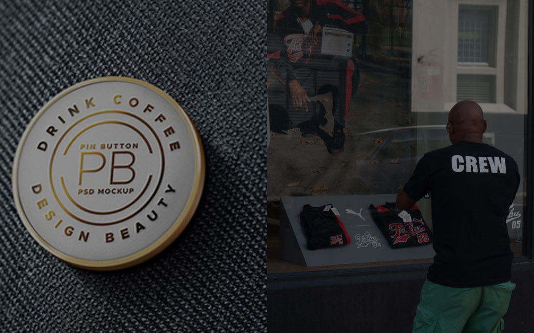 Button Badges: Be trendy and speak to your target market