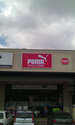PUMA Branding: Our Recent Printing and Installation Project