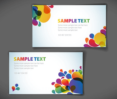 The Characteristics of an Effective Business Card