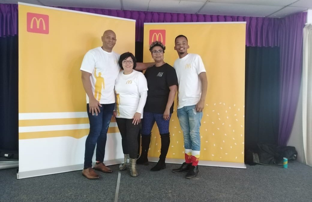 Digital Express Mandela Day 2019
