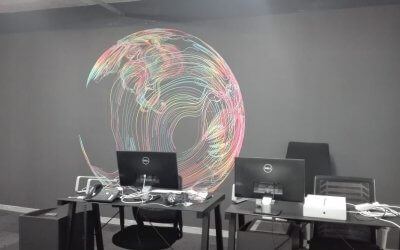 Office Branding & Decor