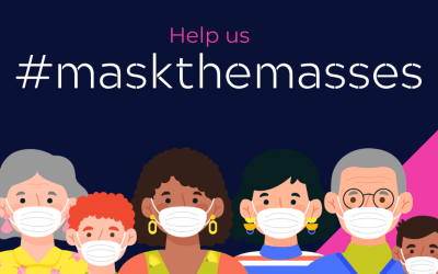 #MaskTheMasses